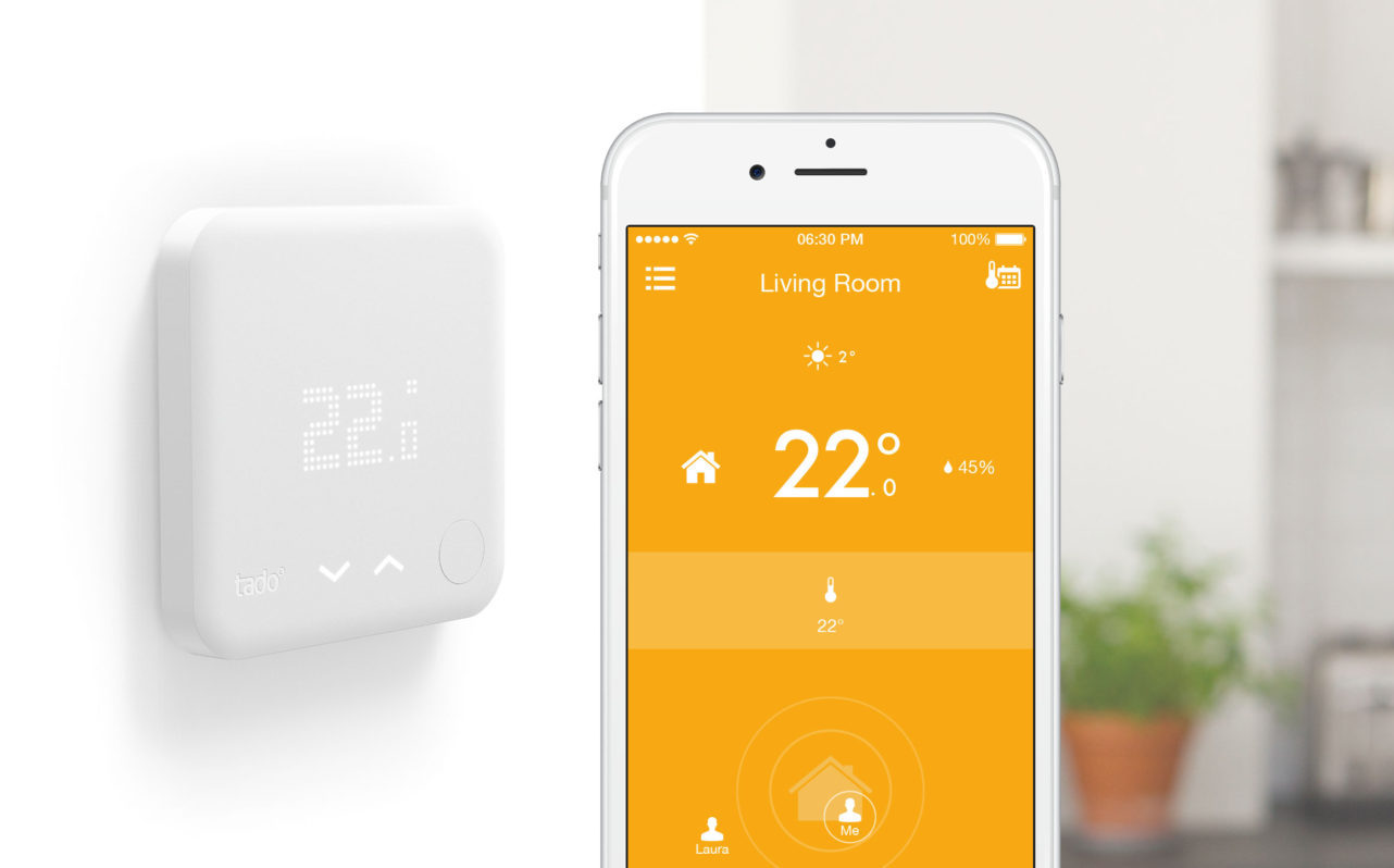 tado° Smart Climate Control Now Available On Google Home