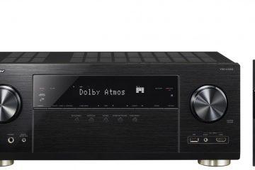 Pioneer VSX-LX302, VSX-932 VSX-832 Dolby Atmos AV Receiver