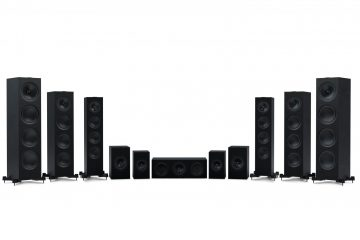 KEF Debuts New Iteration Of Q Series Speakers With Bookshelf And Floorstanding Models