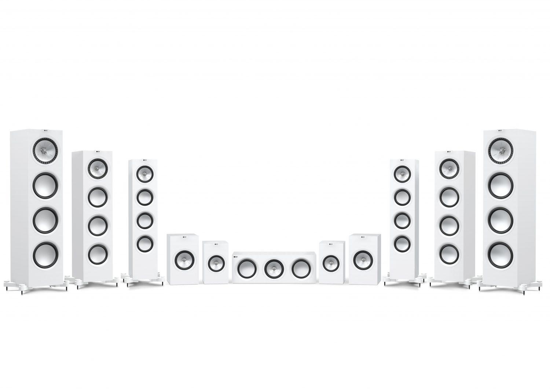 KEF's New Q Series Speakers Include Bookshelf, Floorstanding Models