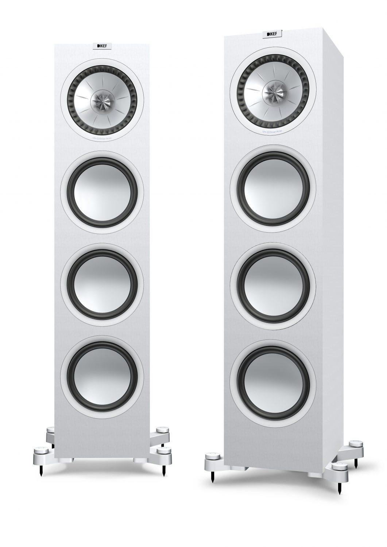 KEF's New Q Series Speakers Include Bookshelf, Floorstanding