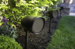 Control4 Debuts Triad Garden Array Outdoor Speakers