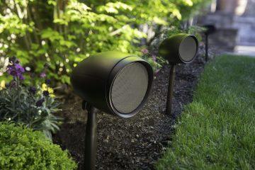 Control4 Debuts Triad Garden Array Outdoor Speakers