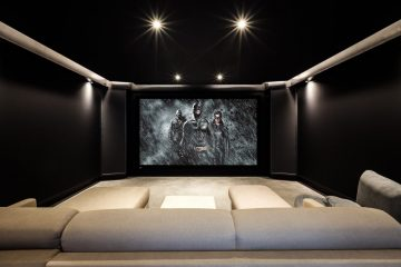 Dark Knight home cinema