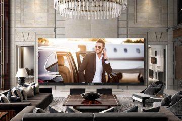 World's Largest 4K TV