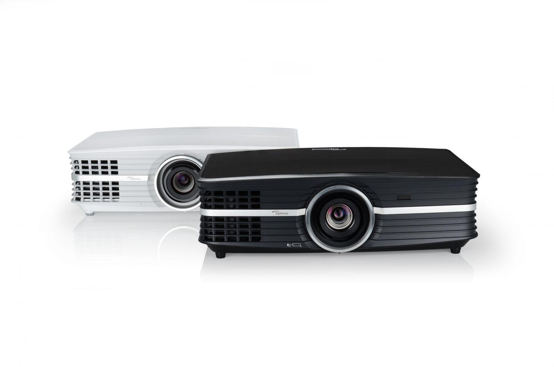 Optoma Launches UHD60 And UHD65 4K Home Cinema Projectors