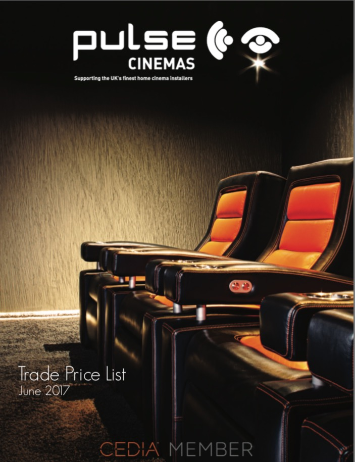 Pulse Cinemas Reveals Price List, Available To Dealers