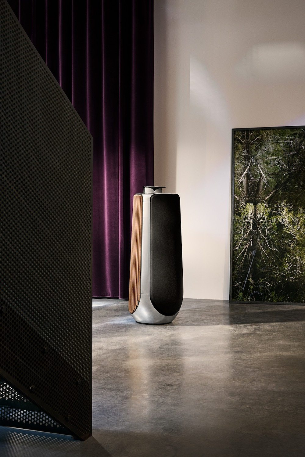 bang olufsen s beolab 50 is an affordable alternative to. Black Bedroom Furniture Sets. Home Design Ideas