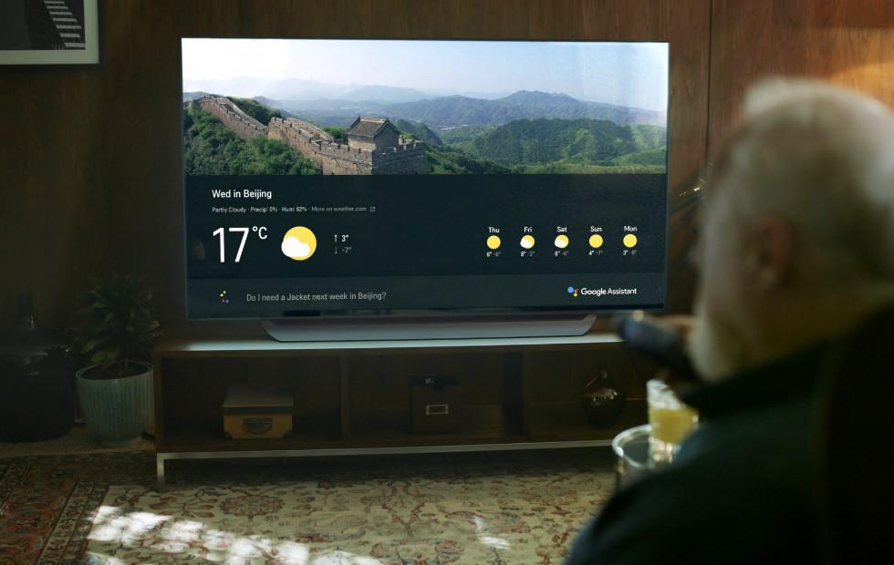 Alexa Voice Control Debuts On LG's 2018 ThinQ TVs