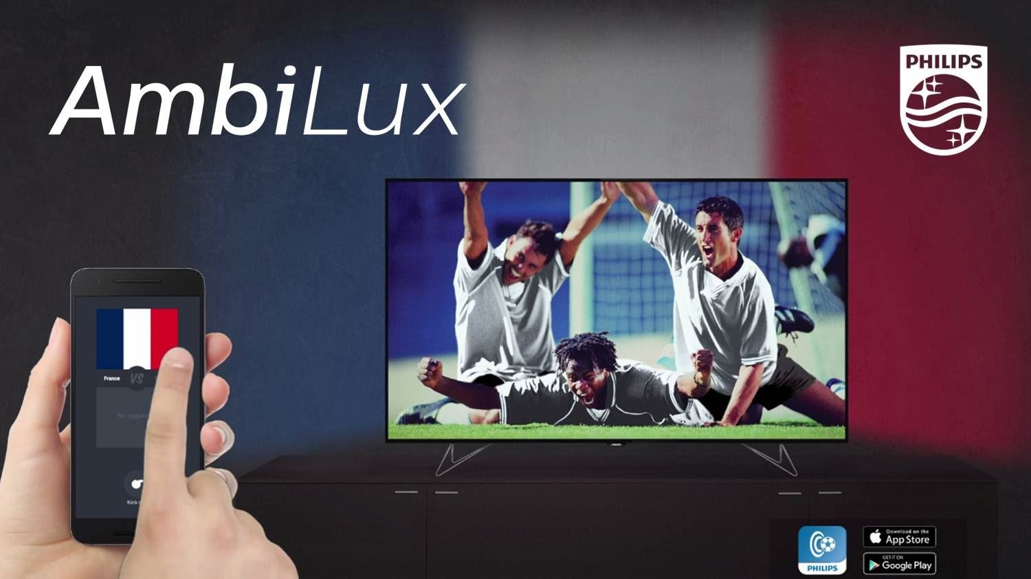 Philips Ambilight TVs Go Interactive For 2018 World Cup