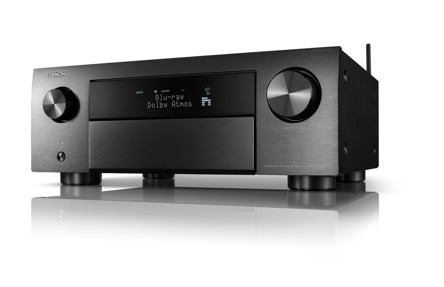 Denon Has Launched The AVR-X4500H and AVR-X3500H