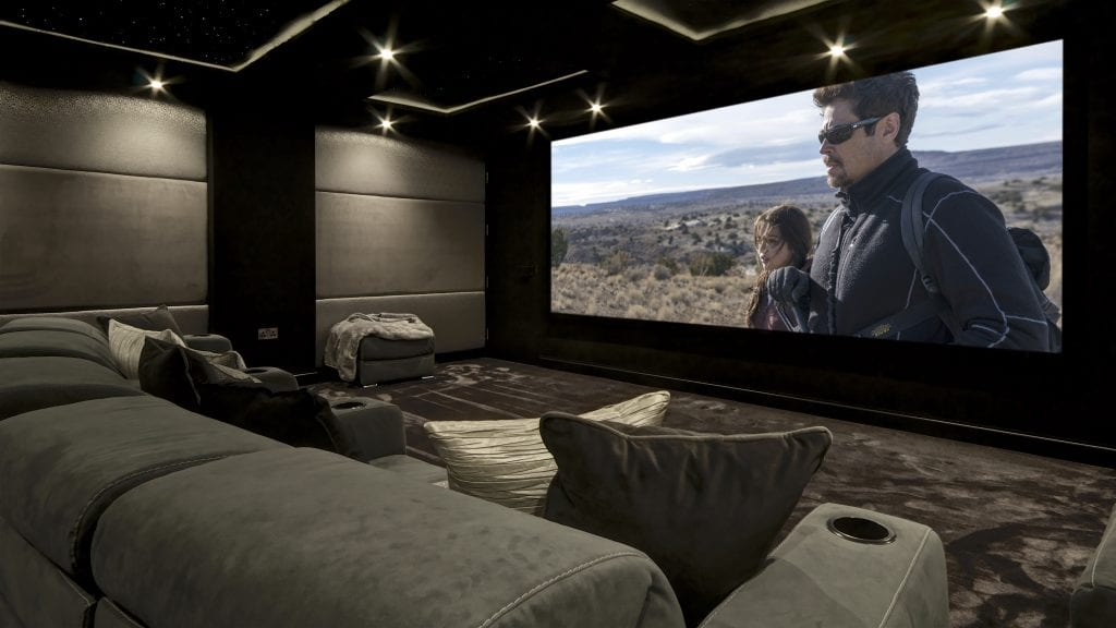 Flooded Bat Transformed Into High End Home Cinema By Rayleigh Sound Vision