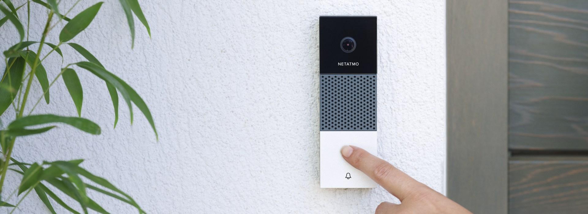 Netatmo Announces Nest Hello, Ring Doorbell Alternative