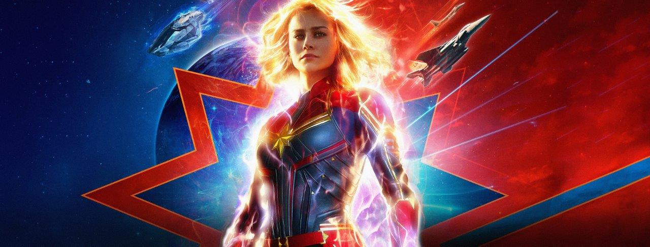 Captain Marvel Dolby Atmos