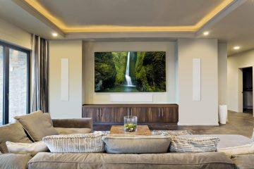 Meridian Audio DSP750 In-Wall Digital Active Loudspeaker Promises Complete Audio Immersion