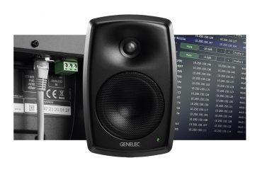 Genelec 4430 Loudspeaker First To Incorporate Smart IP Technology