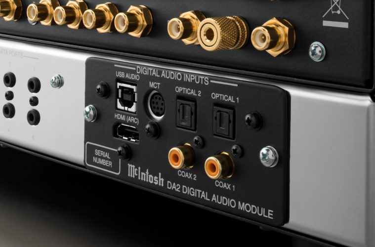 McIntosh Releases DA2 Digital Audio Module Upgrade Kit