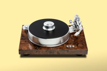 Pro-Ject Audio Systems' Turntables Up The Luxury