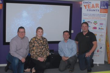 East Anglia's Children's Hospice Receives Together For Cinema Home Cinema