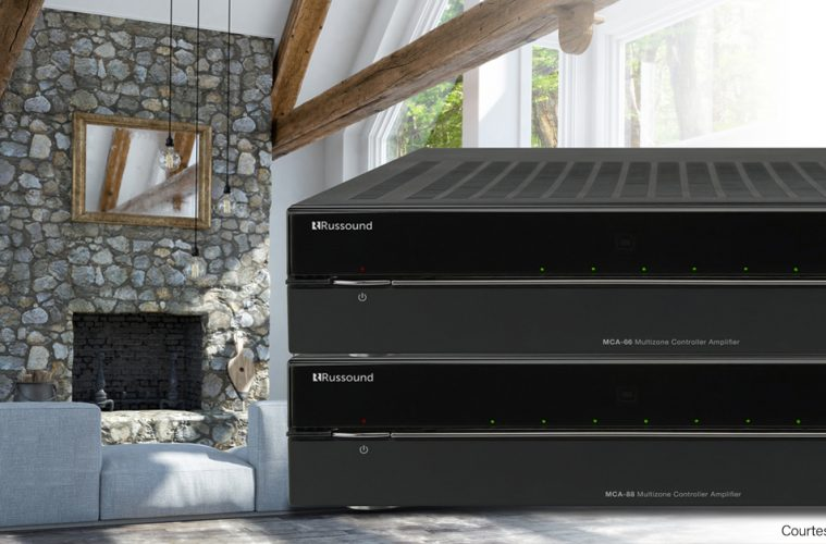 URC's Total Control System Integrates With Russound MCA Controllers