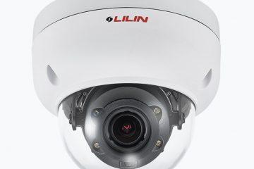 New LILIN Cameras Boast Improved Night Vision