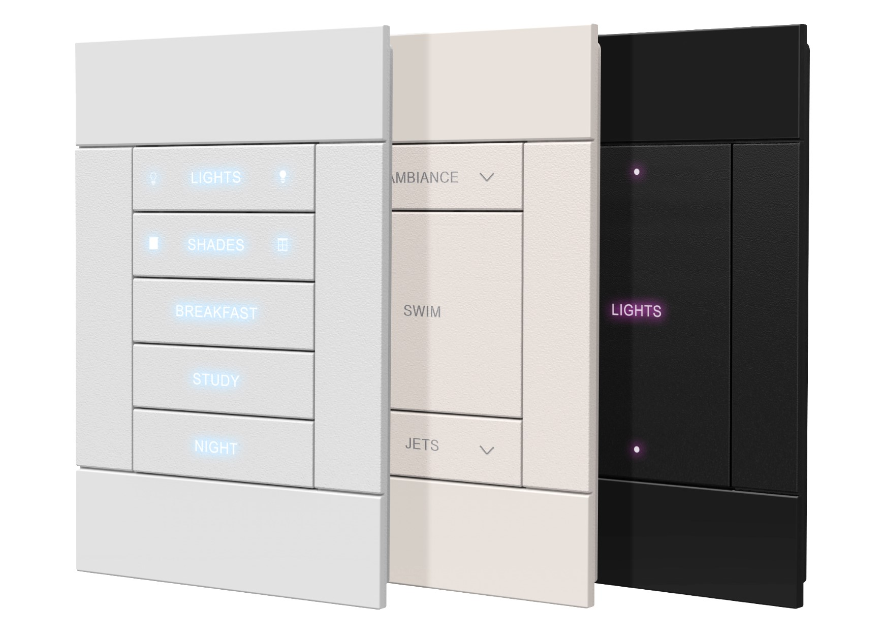 New Wireless Dimmers And Keypads From Crestron