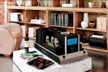 McIntosh Launches MC901 Dual Mono Amplifier