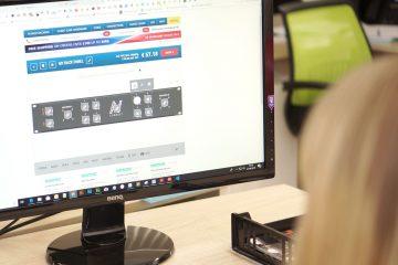 Penn Elcom Launches Rack Panel Designer Service