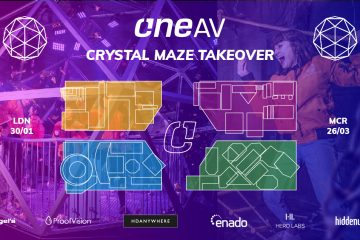 Are You Ready For OneAV's Crystal Maze?