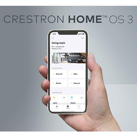 Crestron Home OS 3