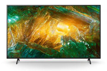 Sony Reveals 8K Full Array LED, OLED And 4K LED TVs At CES