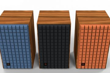 JBL Introduces L82 Classic Bookshelf Loudspeaker At CES 2020