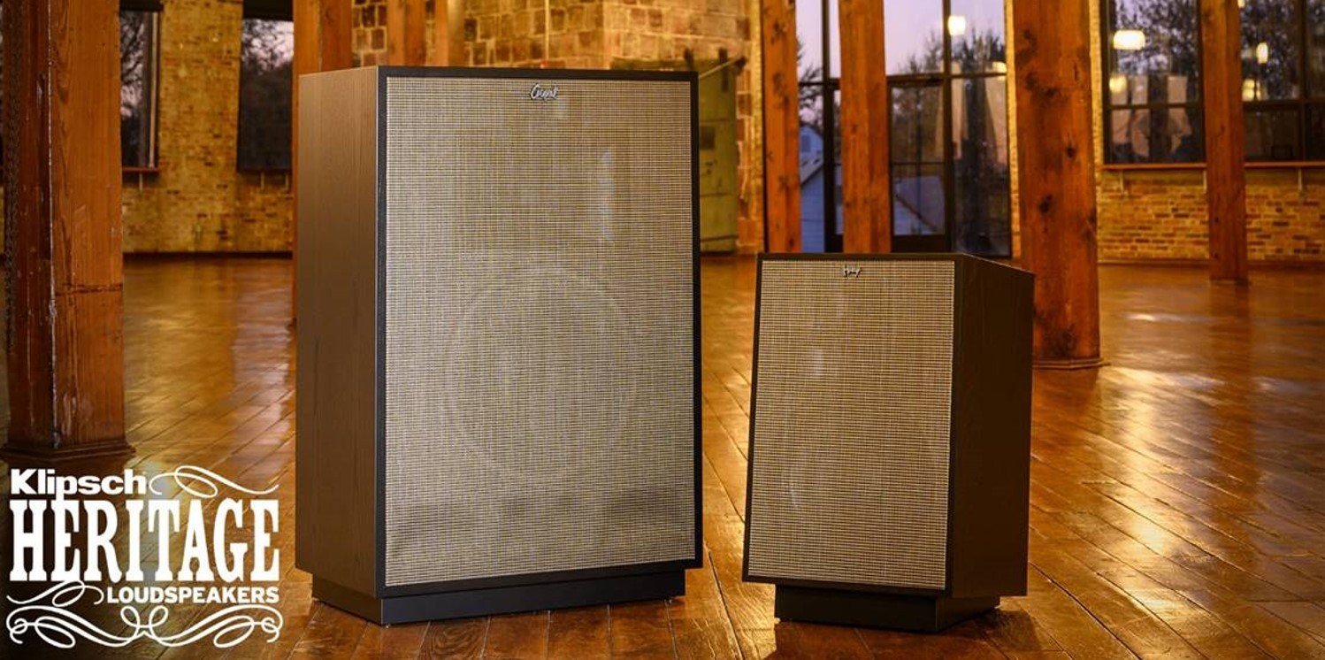 Klipsch Releases Heresy IV And Cornwall IV Speakers