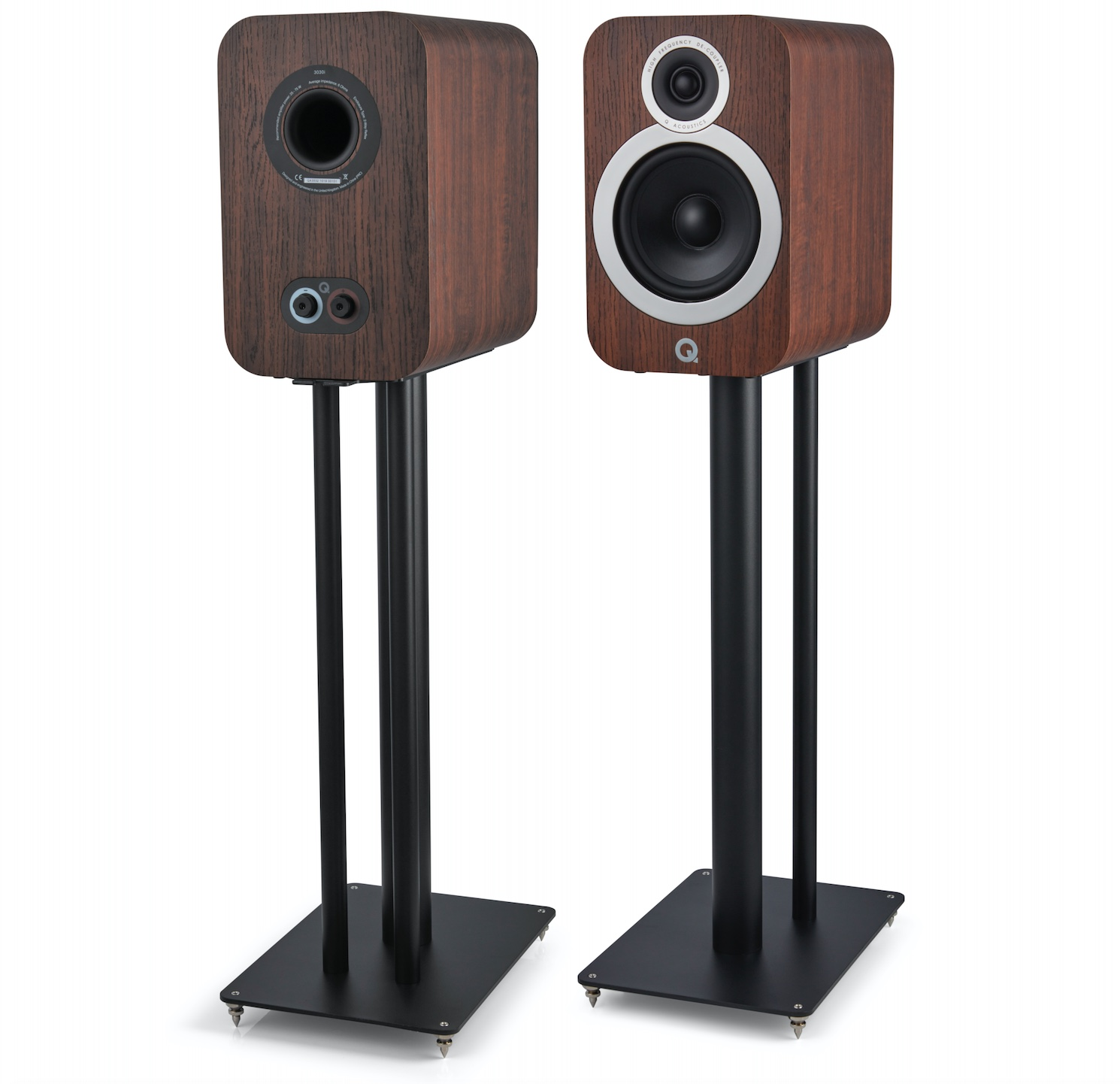 Q Acoustics Launches 3030i Standmount Loudspeaker