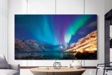 Samsung Unveils 2020 QLED 8K TV At CES