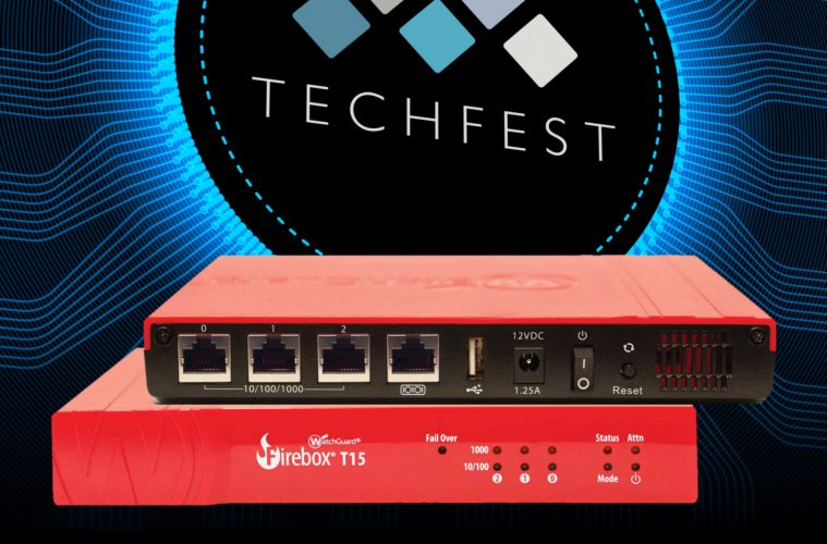 Habitech Brings WatchGuard To Techfest 10G