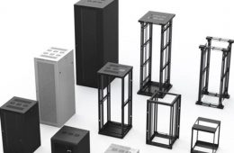 RGB Communications Distributes Penn Elcom's 19 Inch Racking