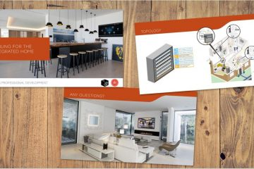 CEDIA Launches New Integrated Home Cabling CPD