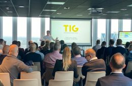 TIG Shows Attendees What's Gude At ISE