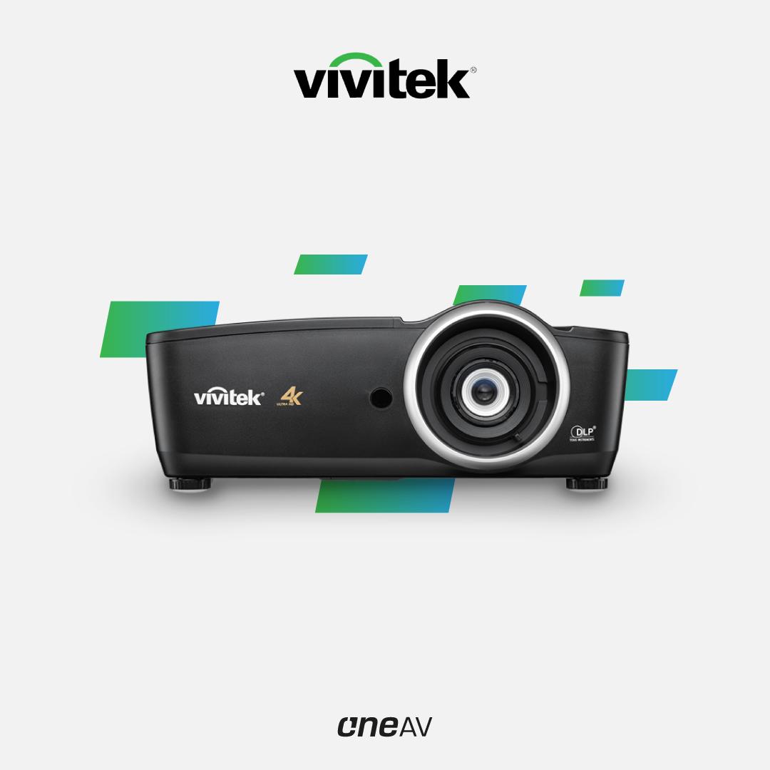 OneAV Boosts Vivitek's Commercial Ecosystem