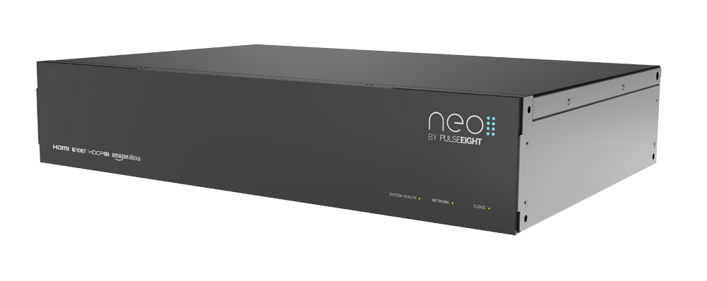 Invision UK Now Shipping Pulse-Eight Neo:8a Video Matrix