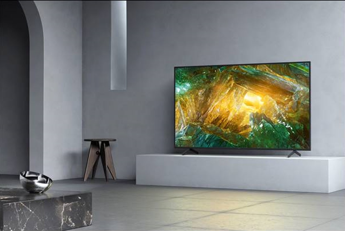 New Sony 4K HDR LCD TVs Available To Order, Pricing Announced