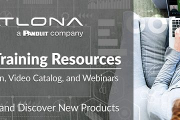 Atlona Updates Online Training Portal And Webinar Schedule