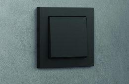 Gira System 55 Now Available In Black Matt