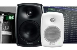 Genelec 4420 and 4430 Smart IP loudspeakers