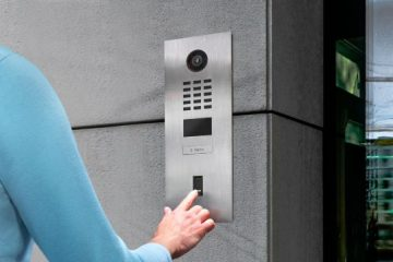 DoorBird IP Video Intercom Now Accessed With Fingerprint