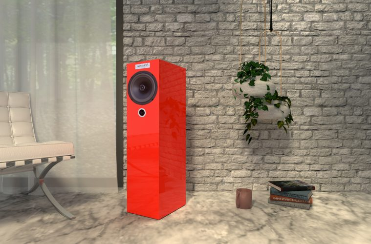 UBSOUND Gets A Feel For Premium Loudspeakers