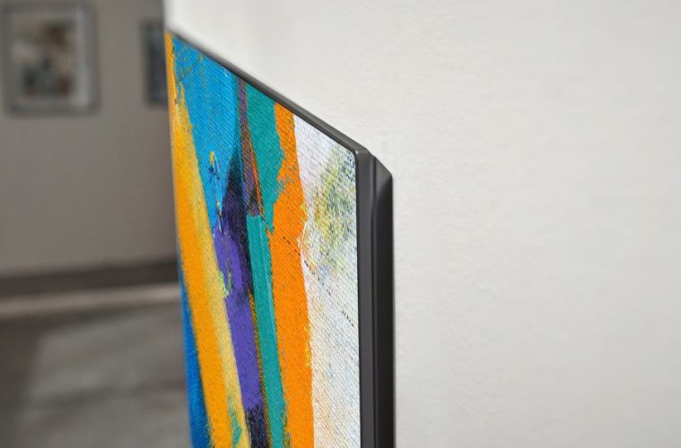 LG Launches Art-Inspired GX Gallery TV Series
