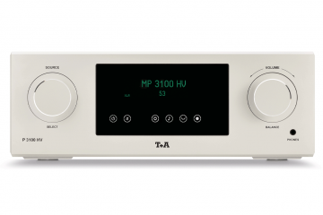 T+A Goes High End With New HV Preamp