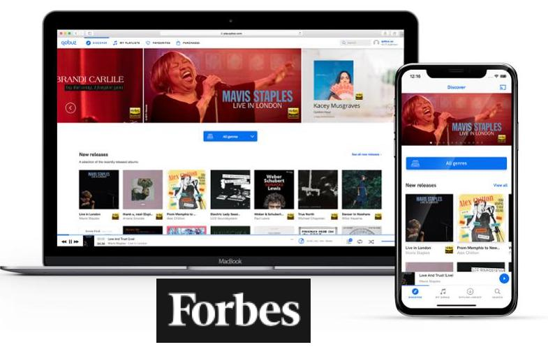 Qobuz Partners With Québecor To Launch QUB Musique Streaming Platform